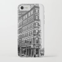 building iPhone & iPod Cases featuring BUILDING by Stephanie Bosworth
