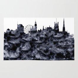 Sheffield Skyline Great Britain Rug