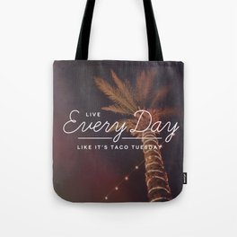 Taco Tuesday Tote Bag