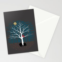 I'll Wait Here Stationery Cards