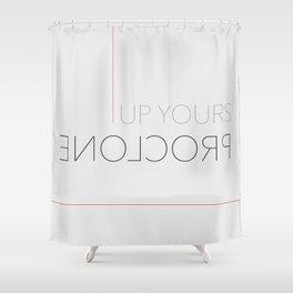 Proclone Shower Curtain