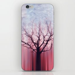 AUTUMN LIGHTS iPhone Skin