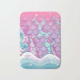 Mermaid Magic Bath Mat