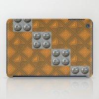 techno iPad Cases featuring Techno by Karl-Heinz Lüpke