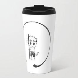 The Monkey King Travel Mug