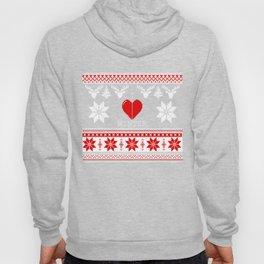 i love winter Hoody