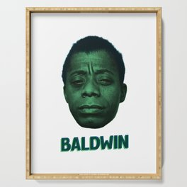 james baldwin Serving Tray
