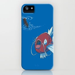 Fishing.... !!! iPhone Case