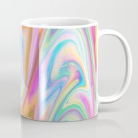 bubblegum Mugs featuring Bubblegum by Ellecho