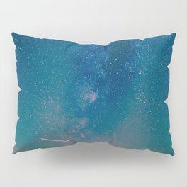 Desert Summer Milky Way Pillow Sham