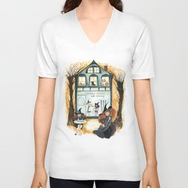 Witches Brew Unisex V-Neck
