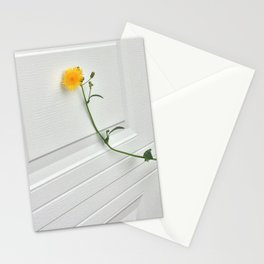 I am a flower, not a weed Stationery Cards