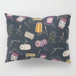 Sallys Sewing Kit Pillow Sham
