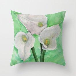 Foursome Throw Pillow