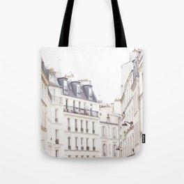 Slightly Paris Tote Bag