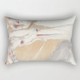 Things that linger  Rectangular Pillow
