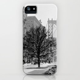 Brooklyn Growth iPhone Case