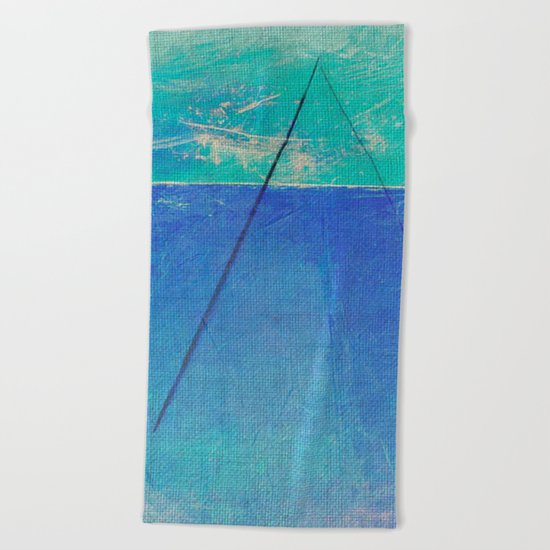 Dreams Sail Beach Towel