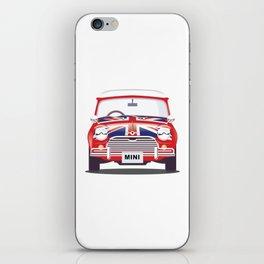 British Mini iPhone Skin
