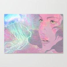 Etherea Canvas Print