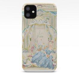 Marie Antoinette Petite Maison iPhone Case