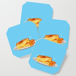 Grilled Cheese Coaster