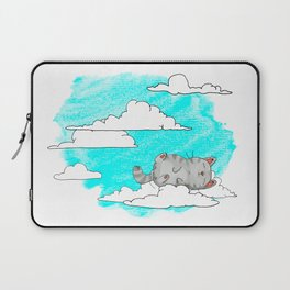 Sky Cat Laptop Sleeve