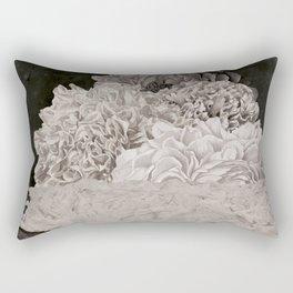 MYSTERIOUS MOUNTAIN I Rectangular Pillow