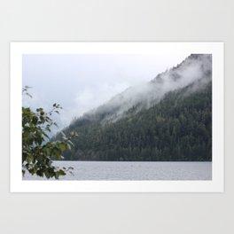 Lake Serene, WA Art Print