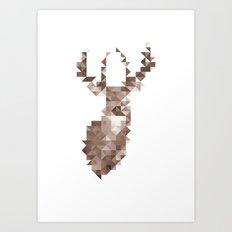 Dear Deer Art Print
