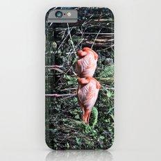 Pink Flamingos iPhone 6s Slim Case