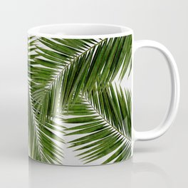Palm Leaf III Coffee Mug