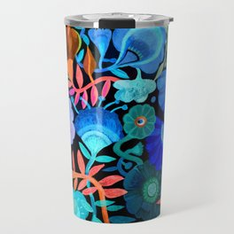 Night Garden Travel Mug