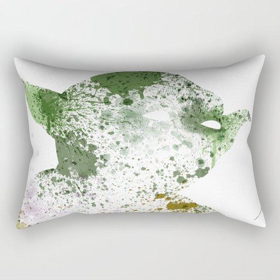 The Master Rectangular Pillow