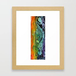 The Inlet Framed Art Print