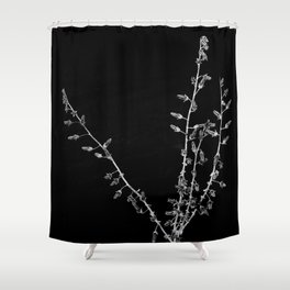 BONES Shower Curtain