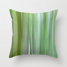 Songlines I Throw Pillow