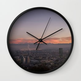 ZH Wall Clock