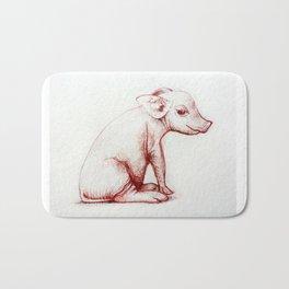 Piglet Bath Mat