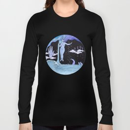 THE WATER MAGICIAN Long Sleeve T-shirt