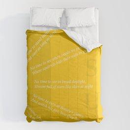 LEISURE II Comforters