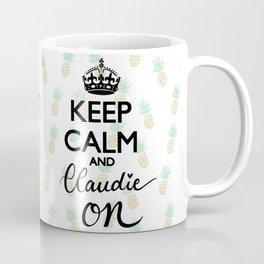 tasse- claudie Coffee Mug
