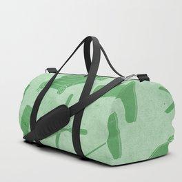 GARDEN TOOL KIT PATTERN Duffle Bag