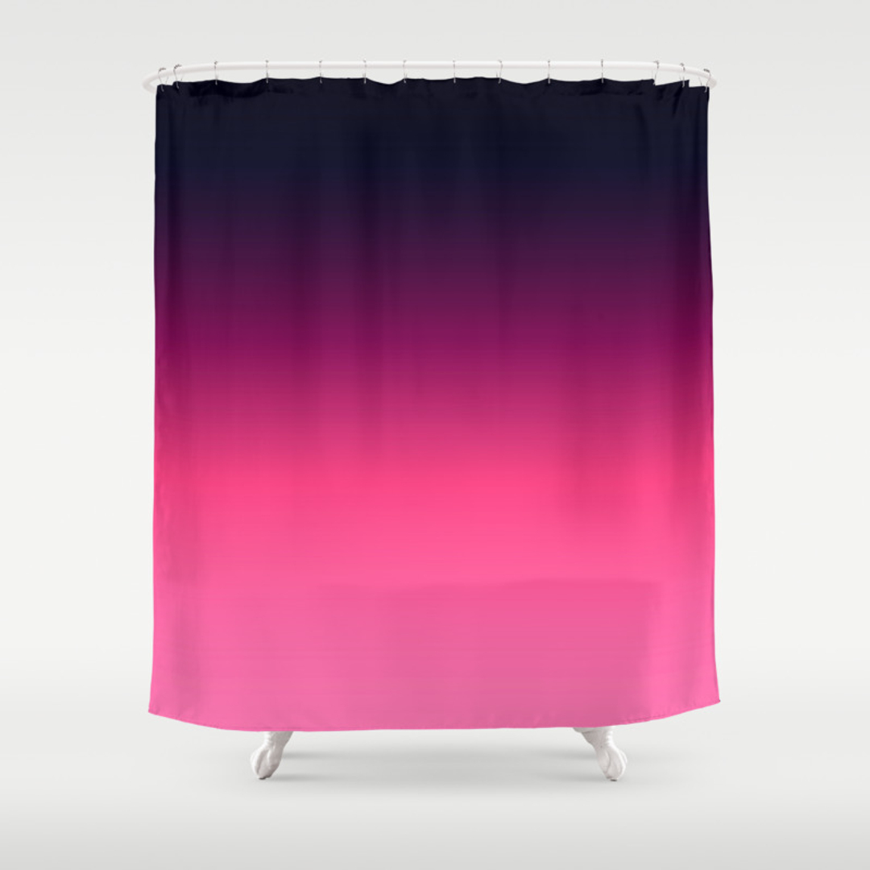Best Aubergine Shower Curtain Contemporary - Bathtub for Bathroom ...