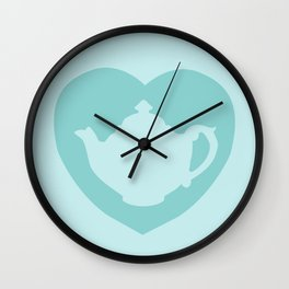 Littlest Teapot Wall Clock
