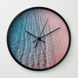 Maldives Wall Clock
