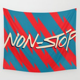 Non-stop pt. II Wall Tapestry