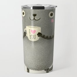 I♥you Travel Mug