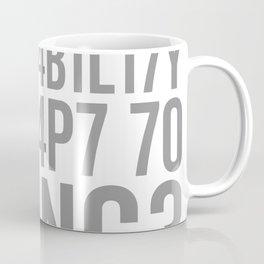 Intelligence Stephen Hawking Coffee Mug