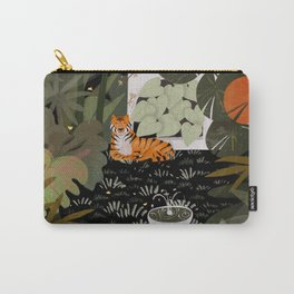 Jungle #1 Carry-All Pouch